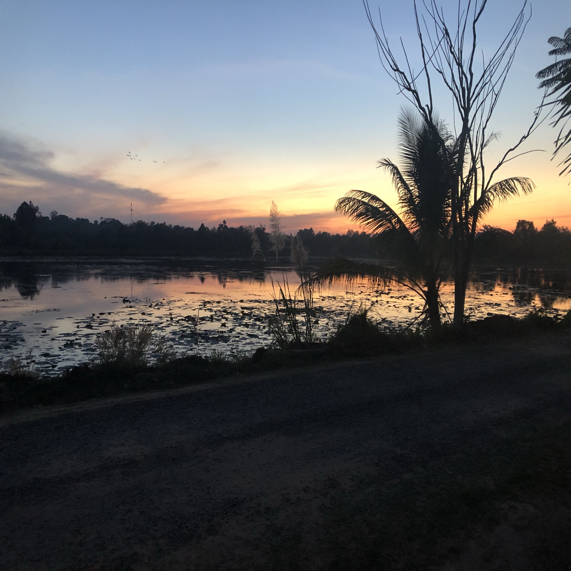 Dag Thailand, hallo Laos...
