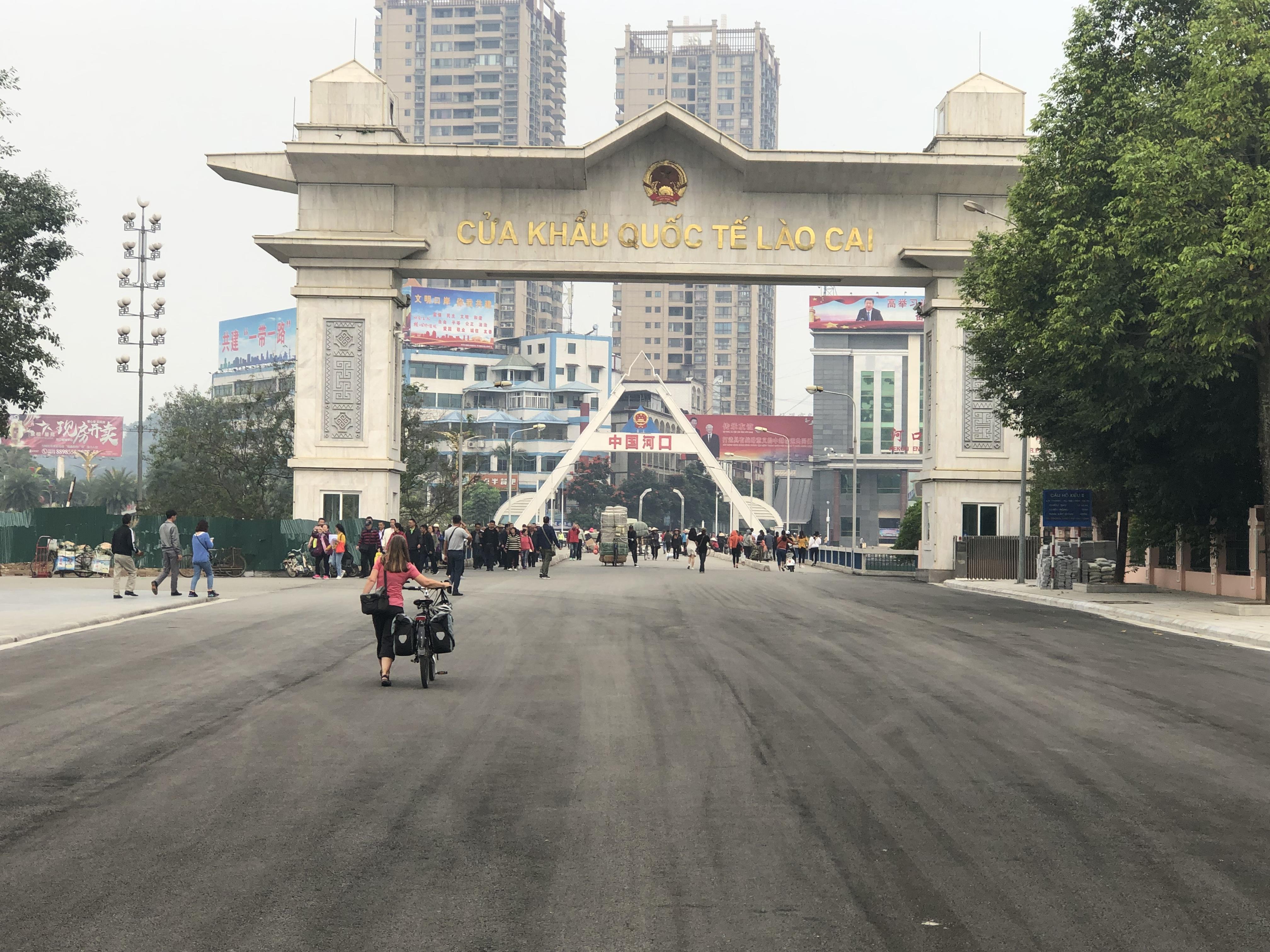 China, wat een andere wereld...