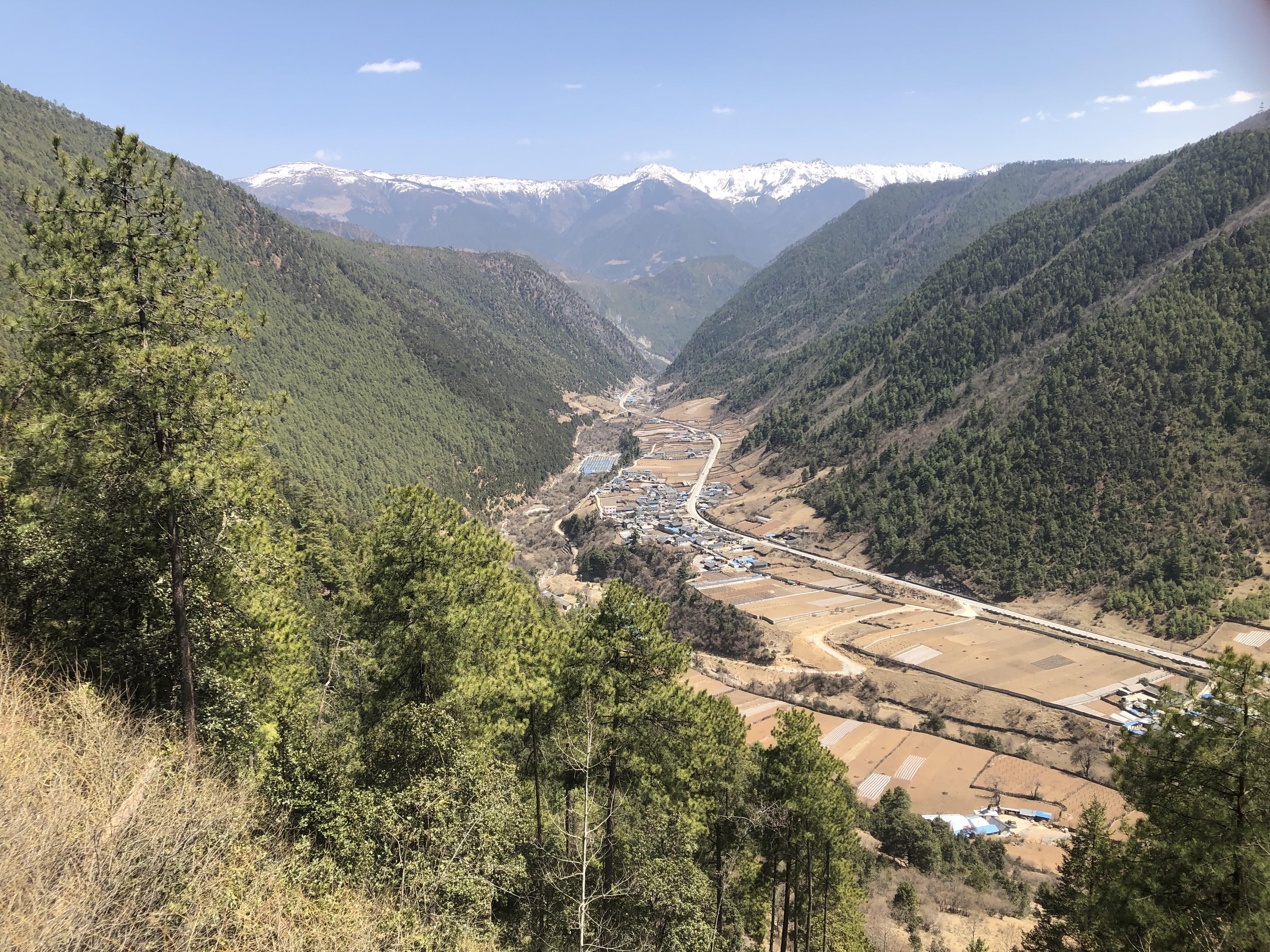 Shangri-la en de hoogvlakte